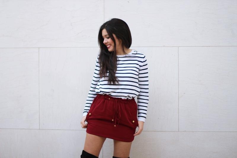minifalda_granate