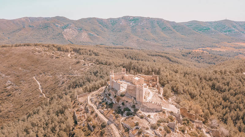 Castillo Alcalà de Xivert - Alcossebre