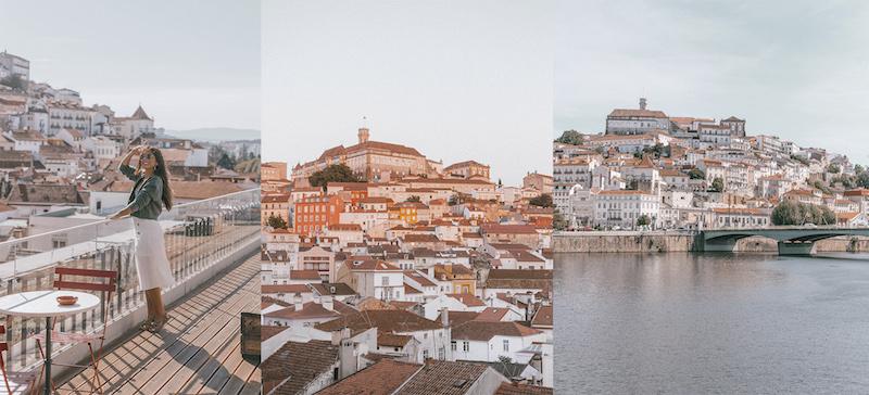 Vistas Hotel Oslo Coimbra