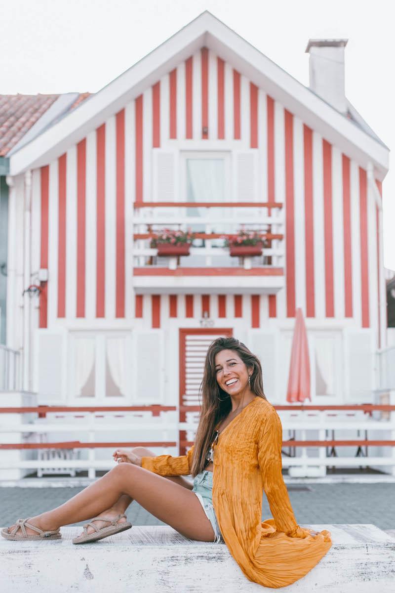 casas de colores aveiro