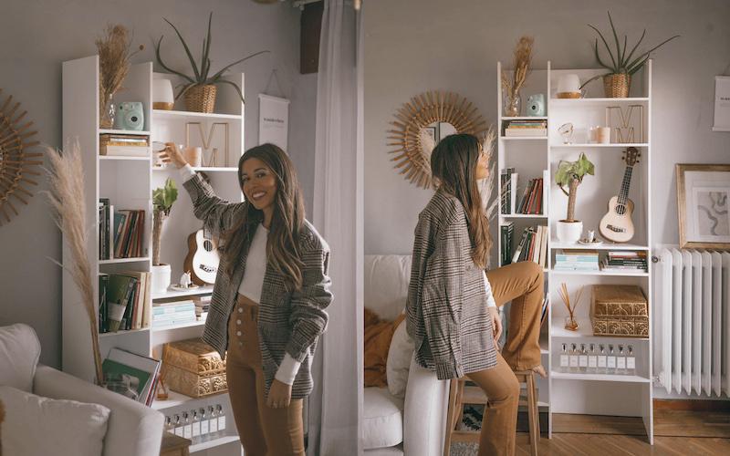 estanterías de moda